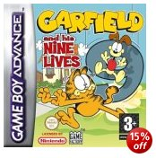 Garfield And His Nine Lives GBA