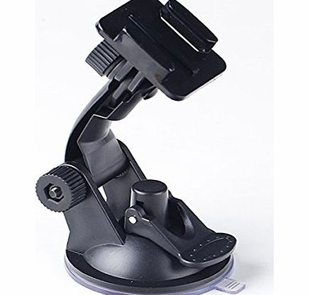 GAOHOU New Car Windshield Glass Suction Cup Camera Mount for Gopro Hero 2 3 Sport Camcorder