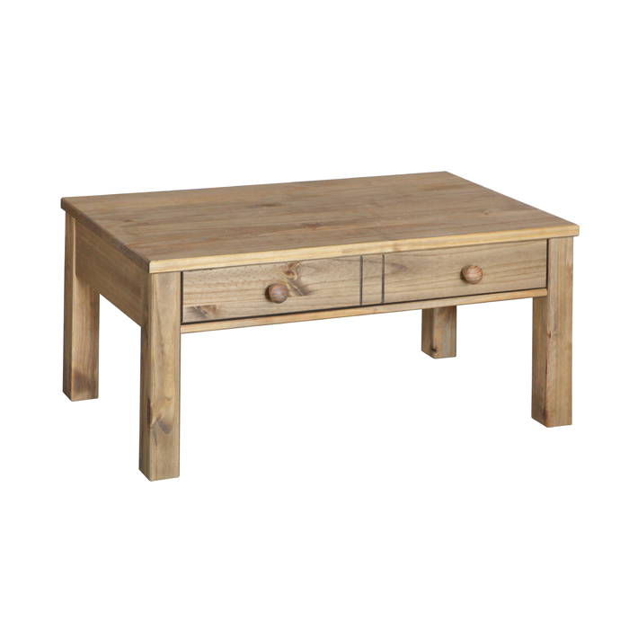 Cortez Pine Coffee Table