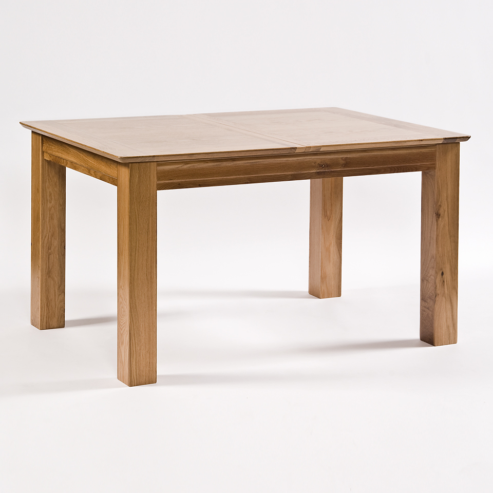 Provence Oak Extending Dining Table