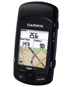 GARMIN Edge 705 Cycle Computer With Heart Rate Monitor