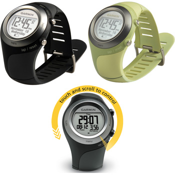 Garmin Forerunner 405 GPS with Heart Rate Monitor