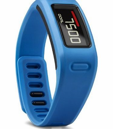 Garmin Vivofit Wireless Fitness Wrist Band and Activity Tracker with Heart Rate Monitor - Slate