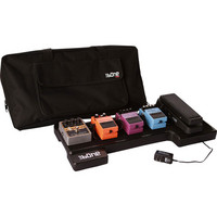Bone Pedal Board With Carry Bag and Power