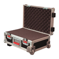 Road Case for Carry-On; Diced Foam Interior