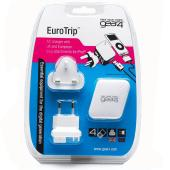 Gear4 EuroTrip iPod Travel Charger