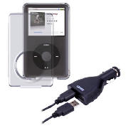 Gear4 iPod Classic Starter pack