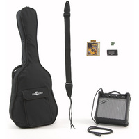 15 Watt Acoustic Amp and Accessory Pack