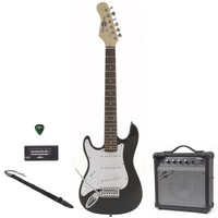 3/4 Electric-ST Guitar + Amp Pack L/H