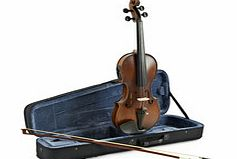 4/4 Size Electro Acoustic Violin by Gear4music -