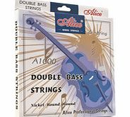Alice Double Bass String Set 1/2 size