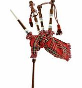 Bagpipes by Gear4music Junior Royal Stewart