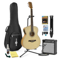 Concert Electro Acoustic Guitar + Complete Pack
