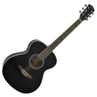 Concert Electro Acoustic Guitar by Gear4music