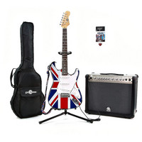 Electric-ST Union Jack Special Edition Guitar