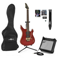 Indianapolis Electric Guitar + Complete Pack
