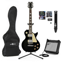 New Jersey Electric Guitar + Complete Pack Black