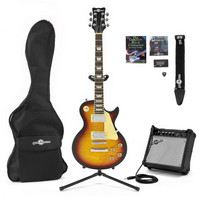Gear4Music New Jersey Electric Guitar   Complete Pack