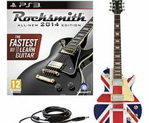 Rocksmith 2014 PS3 + New Jersey II Electric