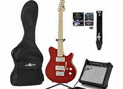 Santa Monica Electric Guitar + Complete Pack