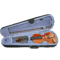 gear4music Student 1/2 Violin by Gear4music