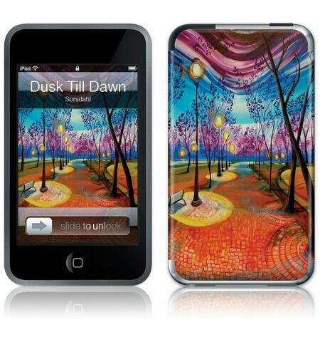 Gelaskins iPod Touch 1st Gen GelaSkin From Dusk Till Dawn