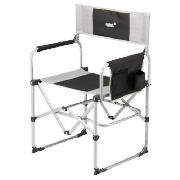 MILLDALE COMPACT STEEL CHAIR - BLACK