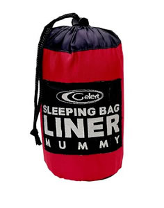 Mummy Style Sleeping Bag Liner