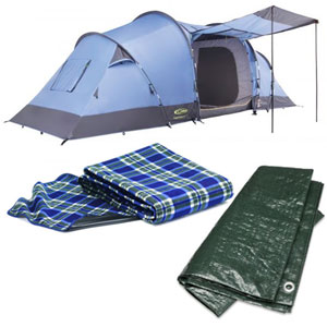 Nemesis 8 Person Tent Package **STAR BUY**