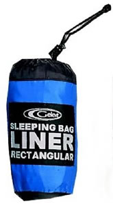 Rectangular Sleeping Bag Liner
