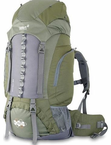 Shadow Rucksack - Forest Green/Charcoal, 65+10 Litre