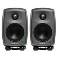 6010A Studio Monitor Black (pair)