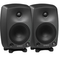 8030A Active Monitors Black (Pair)