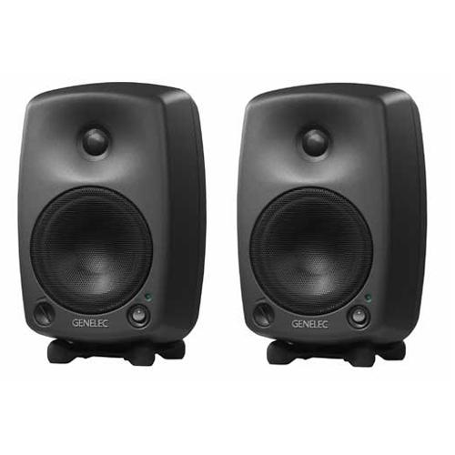 8030A Bi-Amplified Monitors PAIR