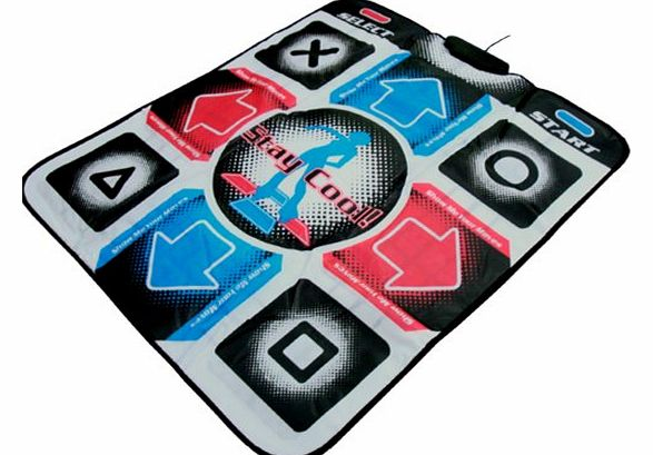 Dance Mats Pads to PC USB Dancing