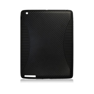 iKit Carbon Case for iPad 2