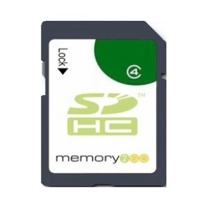 Generic Memory2Go 4GB SDHC Card - Value 3 Pack