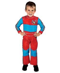 Race Car Driver Dress Up