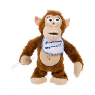 ThumbsUp Crazy Monkey Soft Toy CRAZYMONKEY