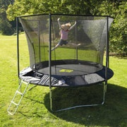 Genius SurroundSafe Trampoline - 8ft