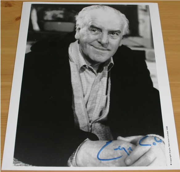 COLE SIGNED 10 x 8 INCH MINDER PHOTO