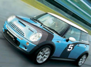 Getting Personal MINI Cooper Driving Experience