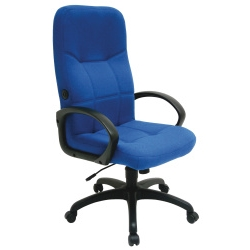 GGI Air Support Executive Office Chair - Blue