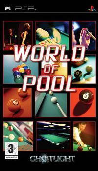 GhostLight World of Pool PSP