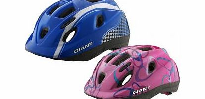 Giant Pup Kids Cycling Helmet