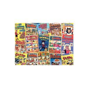 Gibson s Beano and Dandy Golden Years 1000 Piece Jigsaw Puzzle