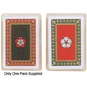 Gibson s Paitnik Patience Playing Card Game Tudor Rose