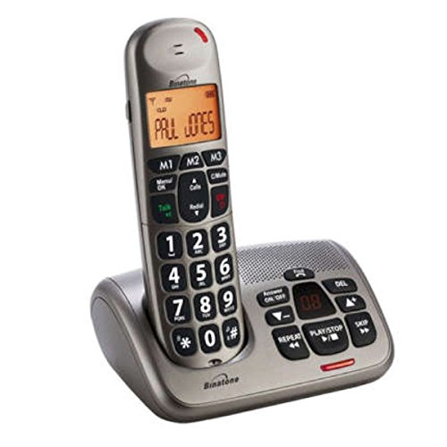 Binatone BIG BUTTONS DECT PHONE WITH Gifts, and, Cards Christmas, Gift, Idea Occasion, Gift, Idea