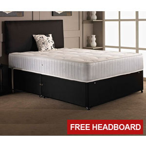 Balmoral 4FT 6 Double Divan Bed -