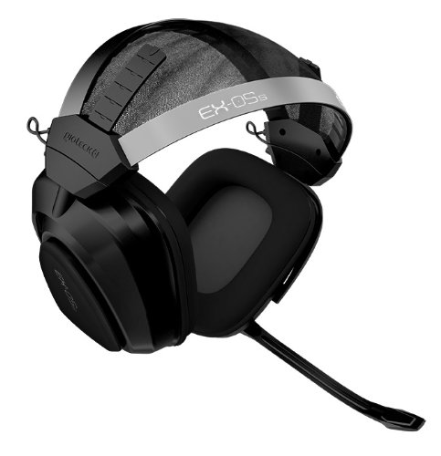 EX-05S Universal High Definition Stereo Headset (PS4/PS3/Xbox360/Mac/PC DVD)